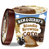 Ben & Jerry's Blondie Brownie Core Eis 500ml